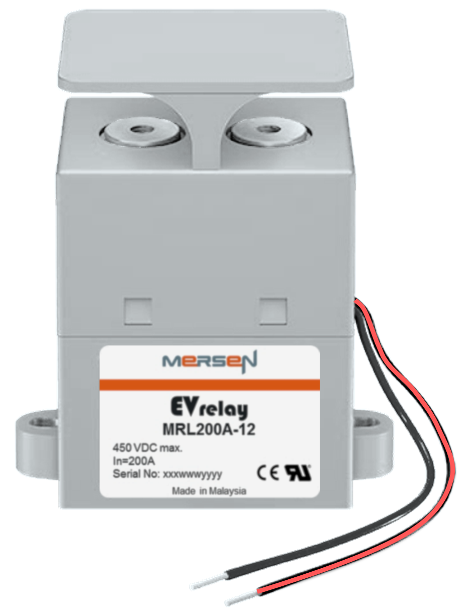 DC contactor for EV and Charging Station